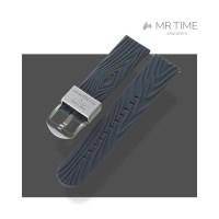 [MR TIME x Mother Ground] 마더그라운드 콜라보 시계줄 블랙 22mm