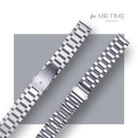 [MR TIME Metal] 스테인레스 스틸 메탈 브러쉬드 실버