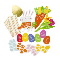 [빛나파티]부활절 이스터 에그 헌팅 키트 Hop To It Egg Hunt Kit