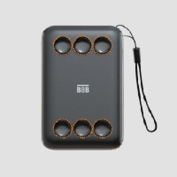 [트리플블랙] 미니 흡착 무선 보조배터리 R5