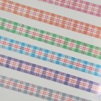 6종 색연필 마스킹테이프
