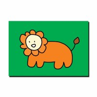 [눙눙이] 사자 으룽이 엽서