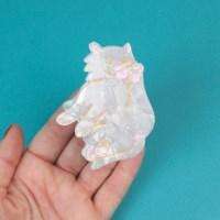 그루밍하는 고양이 헤어집게핀 - COUCOU SUZETTE 쿠쿠수제뜨