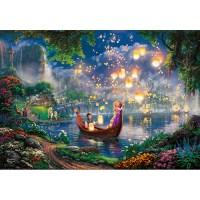 1000피스 직소퍼즐 - 라푼젤 그녀의 꿈