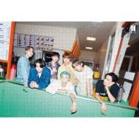 1000피스 직소퍼즐 - BTS 다이너마이트 포스터 1