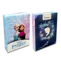 겨울왕국 캐릭터카드_스트리퍼카드(Frozen V1)