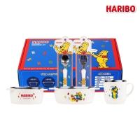 하리보 테이블웨어 선물세트 5P _Yellow세트