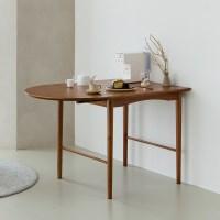 피카 반타원 확장형 테이블