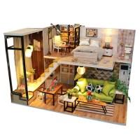 DIY 미니어처 하우스 (난이도 중.상) -M030_풀 하우스
