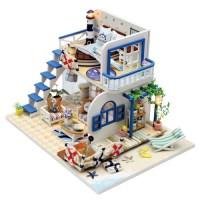 DIY 미니어처 하우스 (난이도 중) -M032_산토리니