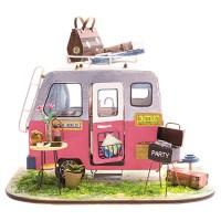 DIY 미니어처 하우스 (난이도 중.상) -DGM_드림 캠핑카
