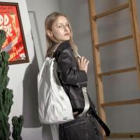 [21SS] FENNEC DUFFLE SLING BAG - WHITE