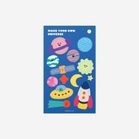 [코야키즈] 꾸밈스티커 - Universe