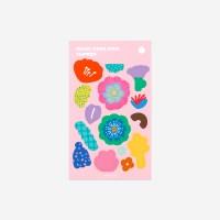 [코야키즈] 꾸밈스티커 - Flower
