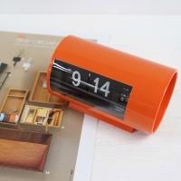 트웸코 플립시계 - 오렌지