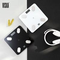 비스카 블루투스 스마트 체중계 색상 택1