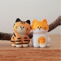 [첫 구매 shop] 고양이 피규어(랜덤)