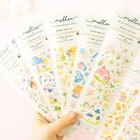 [멜리팩토리] 꽃마을팩 곰 8종패키지