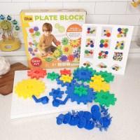 IQ EQ창의력 소근육발달 어린이날 아이선물 조립 놀이 톱니블럭