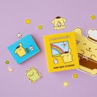 [Sanrio] 폼폼푸린 미니박스 스티커