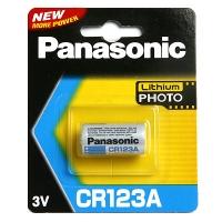 파나소닉 CR123A 리튬 건전지 3V -1알 / Panasonic CR123