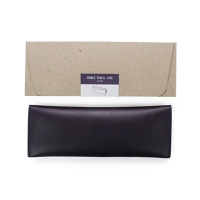 Double pencil case_violet