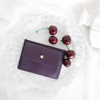 [1+1] Blumen Pocket Card Wallet