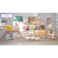 HAPPY SWEET DAYS RiCO TOY - RANDOM (1EA)