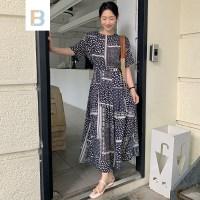[MADE]페이즐리 패턴롱원피스