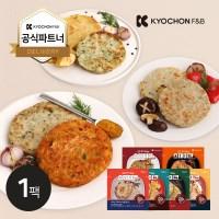 [교촌] 프레시업 슬라이스 닭가슴살 바베큐 100g 1+1