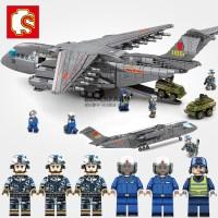 레고호환 셈보블럭 레고밀리터리 탱크 수송기 항공기 전투기 202130