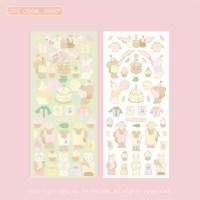 HBD Sticker - Spring