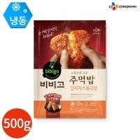 CJ 비비고 김치 치즈 주먹밥 100g x 5개 외 2종