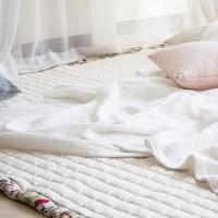 엠마 삼베 자체 항균력 시원한 여름 침대패드 S