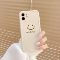 아이폰 케이스 12 11 프로 맥스 미니 X 8 골드 스마일