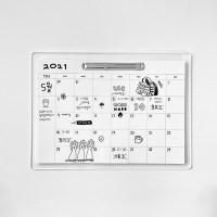 [A5] 바인딩 노트패드 시리즈(50매)