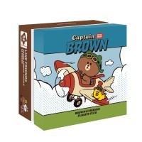 직소퍼즐 56조각 캡틴 브라운 TG-PL56-2105