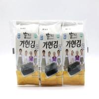 가현 도시락김 3봉, 12g 24개 1박스