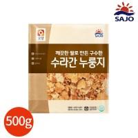 사조오양 수라간 누룽지 500g x 1봉
