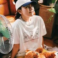 수바코 테디스카웃 티셔츠