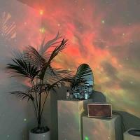 [무료배송]홈즈 오로라무드등 갤럭시 은하수 LED조명 우주여행