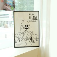 BFMA A3 포스터 - 마운틴로우