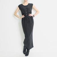 outpocket long dress:�ƿ����Ϸճ��ÿ��ǽ�