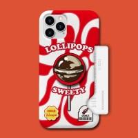 슬림카드 케이스 - 롤리팝 콜라(Lollipops Coke)