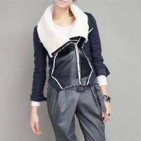 woolen short jk:������������