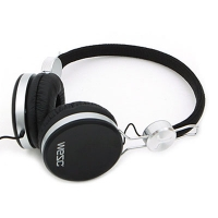 [WeSC](B1)BANJO PREMIUM HEADPHONE BLACK