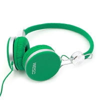 [WeSC](B1)BANJO PREMIUM HEADPHONE BLARNEY GREEN
