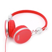 [WeSC](B1)BANJO PREMIUM HEADPHONE HOT ORANGE