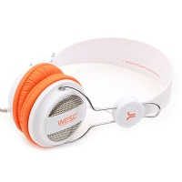[WeSC](B1)OBOE SEASONAL HEADPHONE WHITE