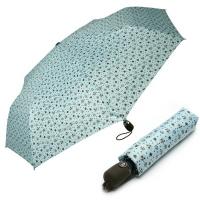 VOGUE 3단 자동 우산(양산겸용) - 민트포푸리
